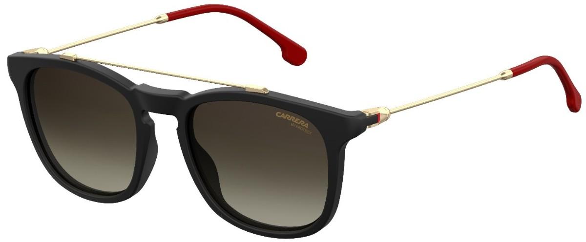 Carrera Eyewear Sonnenbrille » CARRERA 154/S«, schwarz, 003/HA - schwarz/braun