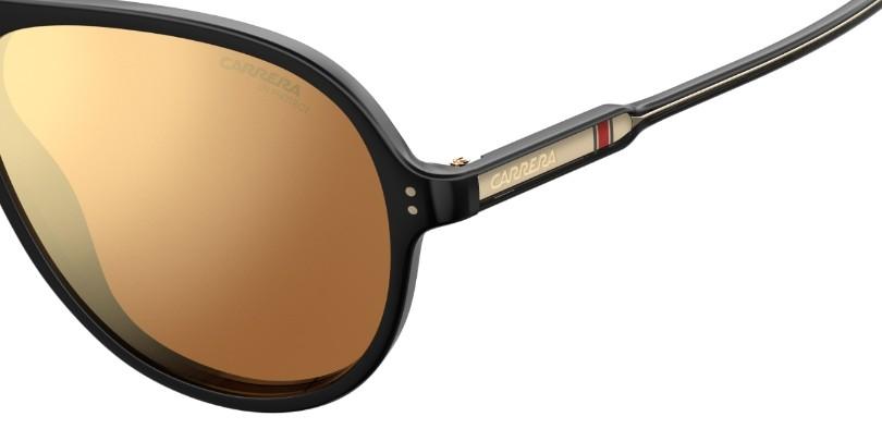 fb37077c3468 CARRERA - Carrera 198/S (Carrera 198/S, Rahmen: Black, Glas: Gold SP)